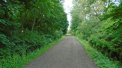 Clinton River Trail (Larry the Biker) Tags: bikepath woods path michigan trail rochesterhills pathway railstotrails railtrail biketrail trailway clintonrivertrail