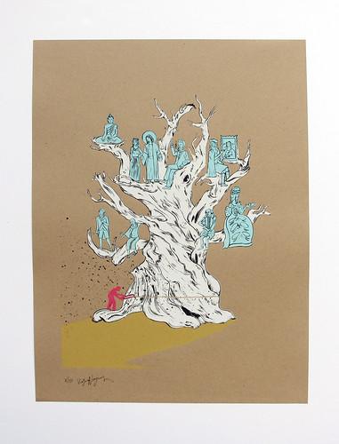 by Vidhya Nagarajan/The  Prometheus Tree Brown Paper Bag Variant