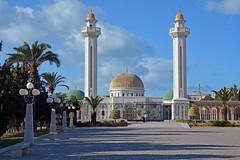 Mausoleum of Habib Bourguiba (JohntheFinn) Tags: africa sahara mediterranean desert market tunisia berber arab maghreb souk arabi tunisian monastir afrikka vlimeri tunisialainen tunisilainen