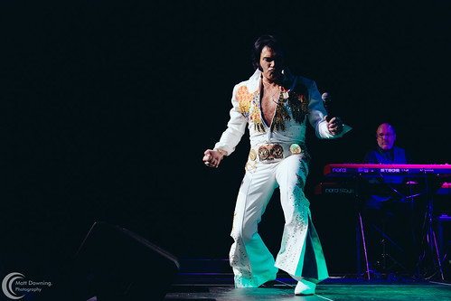 Ultimate Elvis Tribute Artist Contest - January 29, 2017 - Hard Rock Hotel & Casino Sioux City
