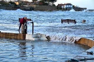 Storm Surge Bulloch Harbour