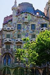 BARCELONE_Parc-GUELL_05-2015_003 (ph_pour_photo) Tags: barcelone guel guell urban gaudi batllo casabatllo