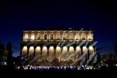 GDLUZ (jjpereznunez) Tags: mexico guadalajara visitmexico night theather gdluz architecture