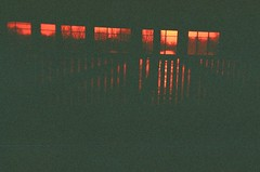 A Roll A Month - Roll 2, February (Itsveracherry) Tags: 35mm arollamonth believeinfilm filmphotography analogue manchester bolton redscale bifscale17 holga135