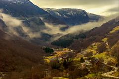 Village in a Valley