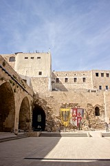 Akko, , , Akre,  (lab604) Tags: new urban art history church architecture modern port israel town ancient muslim islam religion synagogue mosque christian jew jewish christianity judaism hebrew oldcity luka starigrad akko izrael akre
