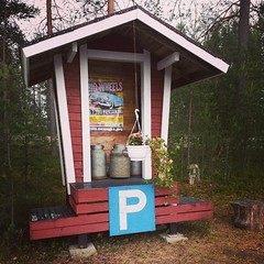 Maitolaituri. (Sami Niemelinen (instagram: santtujns)) Tags: square squareformat unknown ylmylly maitolaituri iphoneography instagramapp uploaded:by=instagram