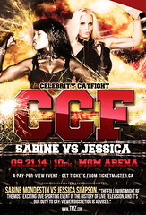 Sabine Mondestin vs Jessica Simpson (bleencash) Tags: show red people film television fashion cat magazine movie stars carpet star oscar fight model jessica lasvegas martialart famous fame arena business event entertainment hollywood actress reality celebrities vs punch premiere boxing celeb sabine mgm ufc catfight simpson tabloid redcarpet gossip jessicasimpson showbiz starsystem publiccharacter celebritynews hollywoodgossip mondestin clbrit sabinemondestin queensabine queeensabinemondestin