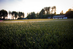 Soccer Field (Groman123) Tags: canon germany deutschland eos soccer cc creativecommons sportplatz unscharf sauerland fusball kunstrasen ccbysa 700d