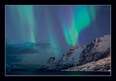Northern Light (Nello Latini) Tags: light sea mountain snow norway night canon mare tokina1224 norwegian fjord northern norvegia fiordo tromso 70d