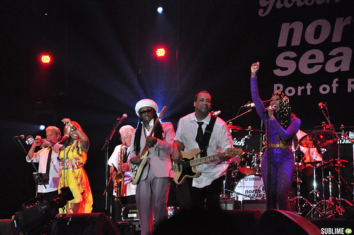Chic le freak @ North Sea Jazz 2014 - da by leunkstar, on Flickr