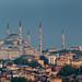 Sunrise Blue Mosque - Istanbul