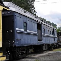 Durbin, West Virginia (21 of 26) (Bob McGilvray Jr.) Tags: railroad train coach scenic tracks westvirginia speeder switcher durbin durbingreenbriervalleyrailroad