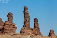 Al-Ula Rocks (TARIQ-M) Tags: sunset mountains art silhouette rock sunrise landscape sand desert ripple dunes wave galaxy camels riyadh saudiarabia hdr milkyway canonef1635mmf28liiusm canoneos5dmarkiii tariqm 100606169424624226321poststariqm1