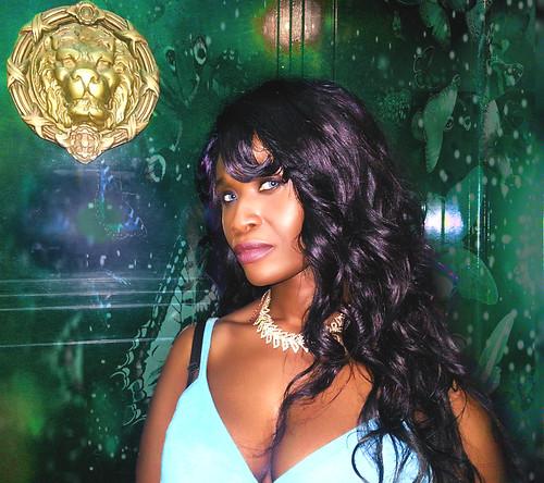Queen Sabine Divine Goddess