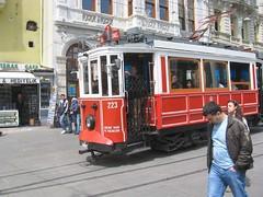 Istanbul, Turkey (east med wanderer) Tags: turkey turkiye tram istanbul tunel taksim turchia turkei weloveistanbul
