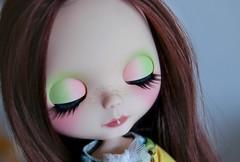 Destiny's eyelids :)