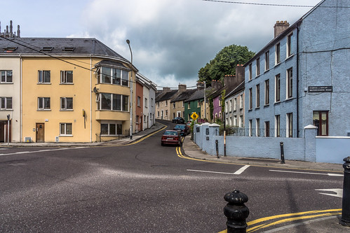 BLACKPOOL AREA OF CORK CITY - WATERCOURSE ROAD