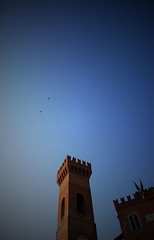 Verso l'infinito...e oltre! (sandpipers81) Tags: sky tower photoshop nikon torre cielo infinito ripe d40 nikond40