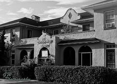 Cassadaga Hotel (H2OJunkie) Tags: canon florida adobe manfrotto photoshopelements cokin cassadaga spiritualist volusiacounty canon40d canon28mmf18ef ndgradual perfecteffects8