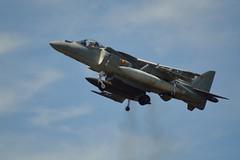 #farnborough #airshow #2014 #planes #raf #harrier (Olly Perkins) Tags: airshow planes farnborough redarrows raf 2014