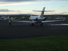 M-IRNE BAe 125-900XP (Aircaft @ Gloucestershire Airport By James) Tags: james airport gloucestershire bae lloyds hawker bizjet egbj mirne 125900xp
