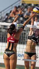 P7181742 (roel.ubels) Tags: world beach sport tour scheveningen denhaag beachvolleyball volleyball thehague volleybal 2014 beachvolleybal fivb