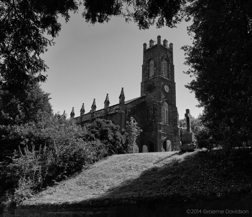 Auchenblae Church 2014-07-24a
