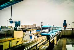 Mumbai Monorail (ashwin kumar) Tags: india maharashtra monorail mumbai chembur wadala