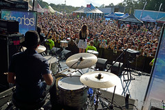 Echosmith (Scenes of Madness Photography) Tags: noah music photography nikon tour jamie post live stage sydney july maryland columbia warped madness pavilion vans graham scenes journeys merriweather 2014 d3200 sierota echosmith