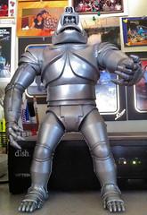 Mechani-Kong, Giant Robot Gorilla! (critter superhero) Tags: classic japan toy model superhero kingkong kit cyborg expensive rare