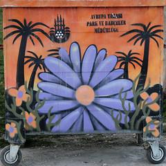 neeli pler-8 (zeynepyil) Tags: art garbage istanbul sanat p