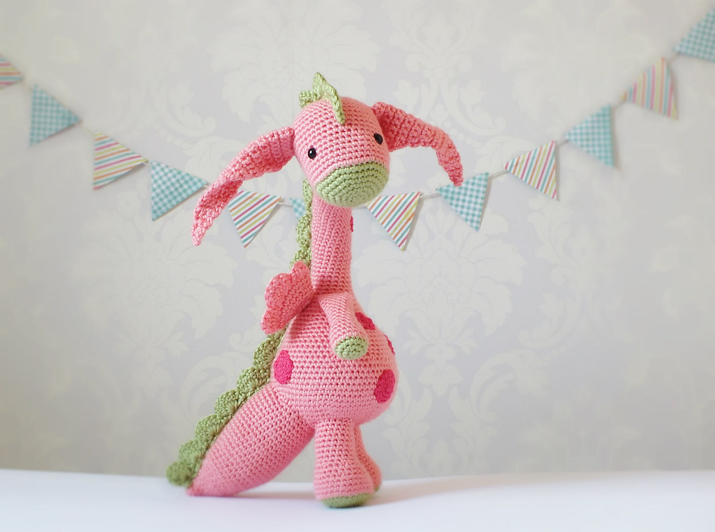 The World\'s newest photos of crochet and dragon - Flickr Hive Mind