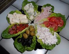 zum Brot (kirstenreich) Tags: food essen snacks bunt abendbrot
