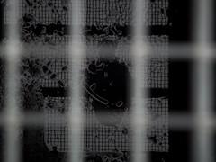 canal water (Lukinator) Tags: shadow black reflection water fence dark point grid grey canal wasser raw cloudy grau blurred mini drop fujifilm kanal middle zaun reflexion mitte schatten quadrangle schwarz blase dunkel midpoint tropfen gitter bladder viereck acute verschwommen stinks scharf trüb punkte stinkt mittelpunkt scharfsinnig lukinator