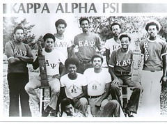 Kappa Alpha Psi 1973 (University of Oklahoma) Tags: people male history campus student outdoor anniversary psi tradition alpha kappa activities 125 universityofoklahoma ous125thanniversary