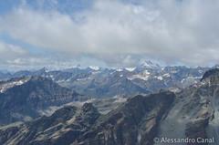 Monte Bianco e Gran Combin