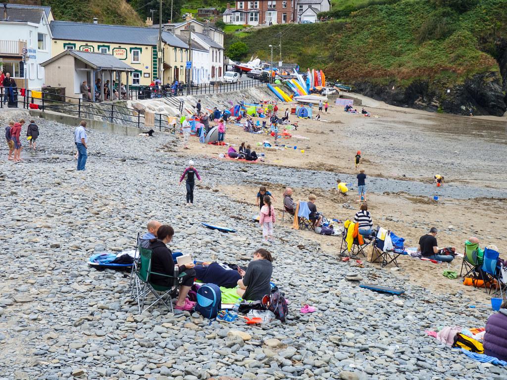 West Wales Beach