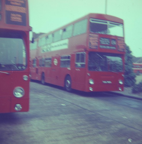 Shaky DMS Fleetlines at Potters Bar - FAILED PICTURES ALBUM