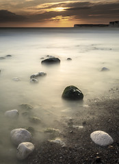 The Gap (JamboEastbourne) Tags: park sunset sea england cliff sisters downs sussex chalk big rocks long exposure south country gap cliffs east national seven lee eastbourne birling stopper