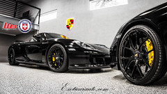 Porsche Carrera GT on HRE P101's (wheels_boutique) Tags: dan porsche carbon fiber sheridan sportscar carrera carreragt hre p101 hrewheels wheelsboutique teamwb wheelsboutiquecom burningpetrolcom leodanielsheridan