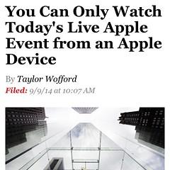 บ้านเราจะดูจากอะไรดีนะ Apple TV, MacBook, MacBook Air, iMac, Mac mini, iPad, iPad mini, iPhone, iPod เลือกไม่ถูกเบยย อิอิ