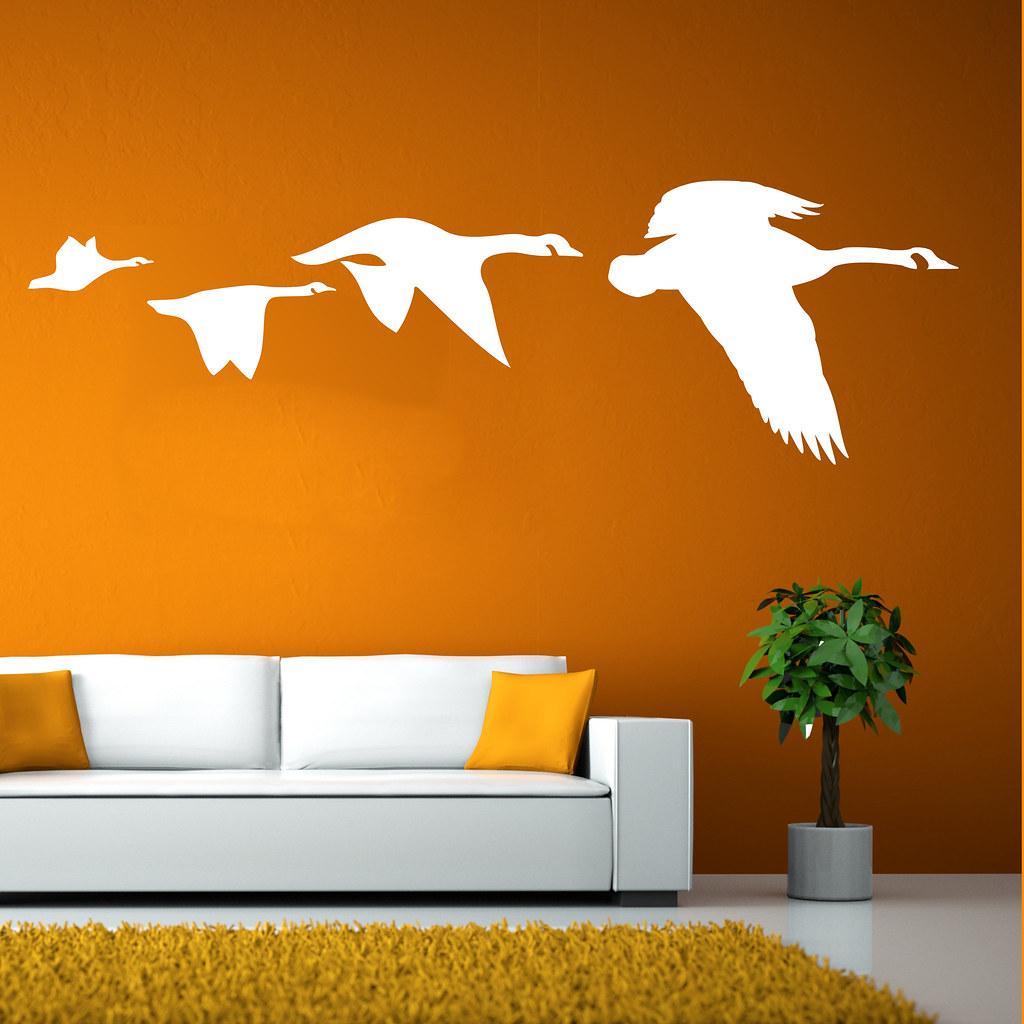 Animal Wall Decals (Cutzz Decals) Tags: Orange Loft Germany Design Designer  Interior Innenarchitektur