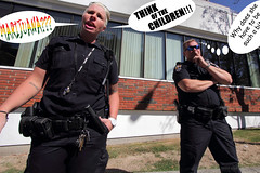 VicPD Reefer Madness (professional recreationalist) Tags: grass lost pig weed cops over police drugs brucedean professionalrecreationalist marijuana reefermadness victoriabc reefer harassment drugwar victoriapolice vicpd