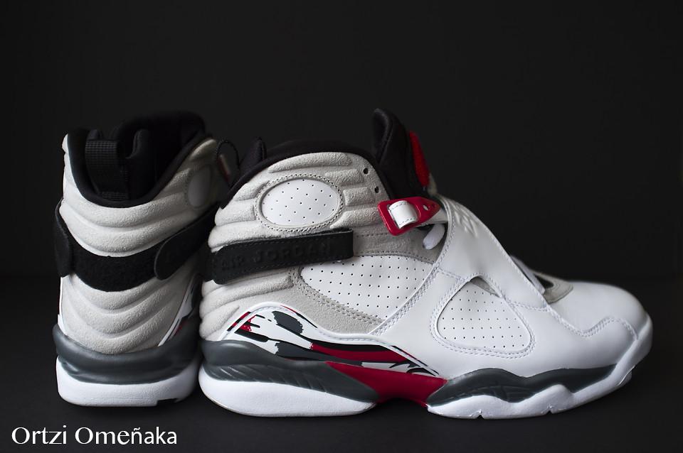 promo code 3fd6a ff655 Air Jordan VIII Buggs (Ortzi Omeñaka) Tags bunny basketball basket air  sneakers nike