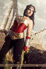 Wonder Woman - DC Comics (no_birds_sing) Tags: show espaa woman game comics movie wonder island greek justice dc costume spain europa europe princess cosplay prince diane society injustice league myths jsa jla themiscyra hipolita