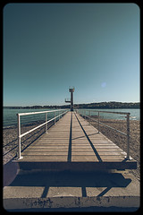 The Diving Tower. Hv