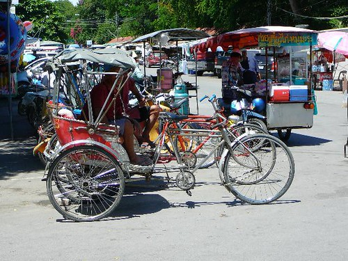 275 - Hua Hin vervoer
