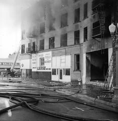 Ponet Square Hotel Fire September 13, 1970