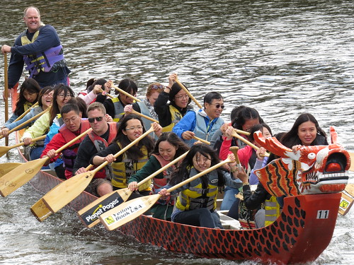 Captial Dragon Boat Racing